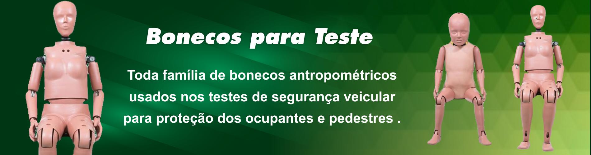 Link permanente para: Bonecos para Teste Lateral e Frontal